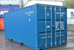 20 and 40 Ft Containers Available In Ireland