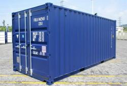 20'DC Containers Available in Rotterdam One-way/cabotage use into UK