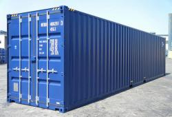 New 40' HC Shipping Containers ONLY 4 REMAINING IN DUBLIN ON FIRST COME BASIS
