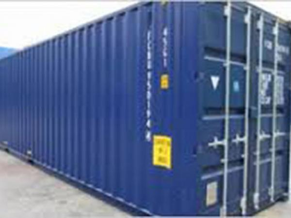 ONE TRIP 40' CONTAINERS FOR SALE AVAILABLE THROUGHOUT THE UK