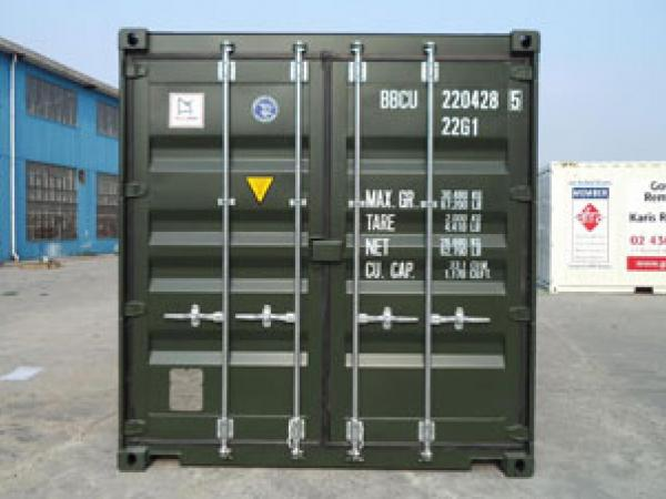FELIXSTOWE SHIPPING CONTAINERS  FOR SALE 20'DV NEW AND USED SHIPPING / STORAGE CONTAINERS AVAILABLE