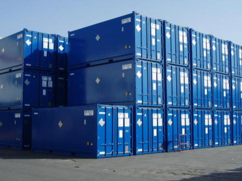 20' Steel Dry Cargo Container