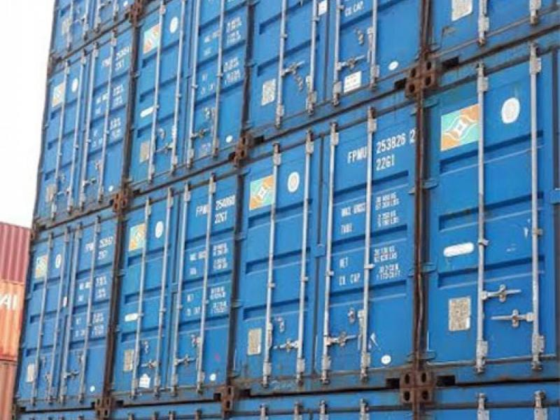 20'DV CARGO WORTHY WIND AND WATER TIGHT CONTAINERS FOR SALE